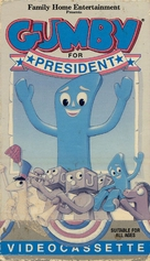 """The Gumby Show"" - VHS movie cover (xs thumbnail)"
