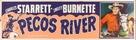 Pecos River - Movie Poster (xs thumbnail)