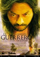 The Warrior - Spanish Movie Poster (xs thumbnail)