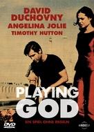 Playing God - German Movie Cover (xs thumbnail)