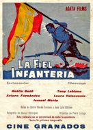 La fiel infantería - Spanish Movie Poster (xs thumbnail)