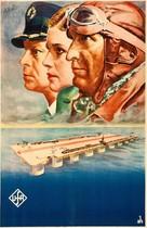 F.P.1 antwortet nicht - German Movie Poster (xs thumbnail)