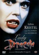 Dracula's Widow - Polish Movie Cover (xs thumbnail)