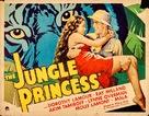 The Jungle Princess - Movie Poster (xs thumbnail)