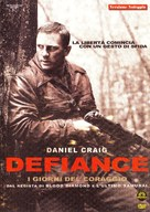 Defiance - Italian Movie Cover (xs thumbnail)