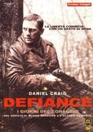 Defiance - Italian Movie Cover (xs thumbnail)