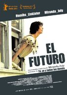 The Future - Spanish Movie Poster (xs thumbnail)