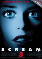 Scream 3 - German Movie Poster (xs thumbnail)