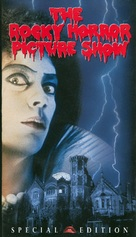 The Rocky Horror Picture Show - VHS cover (xs thumbnail)