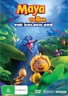 Maya the Bee 3: The Golden Orb - Australian DVD movie cover (xs thumbnail)