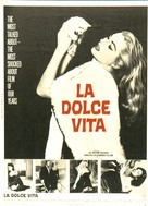 La dolce vita - Movie Poster (xs thumbnail)