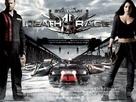 Death Race - British Movie Poster (xs thumbnail)