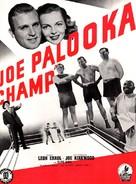 Joe Palooka, Champ - British Movie Poster (xs thumbnail)