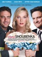 The Accidental Husband - Czech Movie Poster (xs thumbnail)