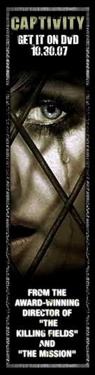 Captivity - Video release poster (xs thumbnail)