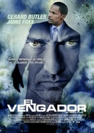 Law Abiding Citizen - Mexican Movie Poster (xs thumbnail)