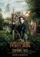 Miss Peregrine's Home for Peculiar Children - Serbian Movie Poster (xs thumbnail)
