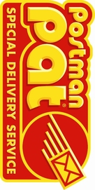 """""""Postman Pat"""" - Logo (xs thumbnail)"""