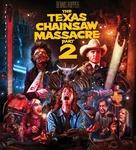 The Texas Chainsaw Massacre 2 - Blu-Ray movie cover (xs thumbnail)