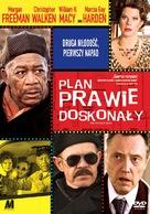 The Maiden Heist - Polish DVD movie cover (xs thumbnail)