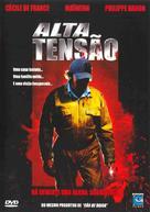 Haute tension - Brazilian DVD cover (xs thumbnail)