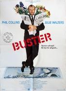Buster - Danish Movie Poster (xs thumbnail)