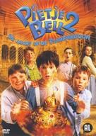 Pietje Bell II: De jacht op de tsarenkroon - Dutch DVD cover (xs thumbnail)