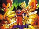 """""""Dragon Ball Z"""" - Japanese poster (xs thumbnail)"""