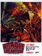 Attack on the Iron Coast - French Movie Poster (xs thumbnail)