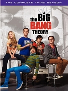 """The Big Bang Theory"" - DVD cover (xs thumbnail)"