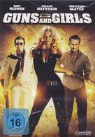 Guns, Girls and Gambling - German DVD cover (xs thumbnail)