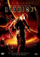 The Chronicles of Riddick - Movie Cover (xs thumbnail)