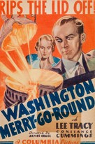 Washington Merry-Go-Round - Movie Poster (xs thumbnail)