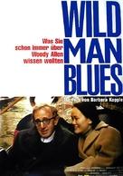 Wild Man Blues - German Movie Poster (xs thumbnail)