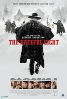 The Hateful Eight - South African Movie Poster (xs thumbnail)