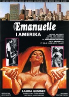 Emanuelle In America - Danish Movie Poster (xs thumbnail)