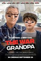 The War with Grandpa - New Zealand Movie Poster (xs thumbnail)
