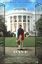 Dave - Movie Poster (xs thumbnail)
