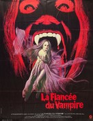 House of Dark Shadows - French Movie Poster (xs thumbnail)