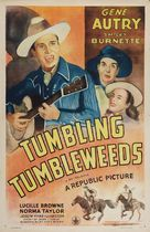 Tumbling Tumbleweeds - Re-release poster (xs thumbnail)
