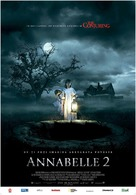 Annabelle: Creation - Romanian Movie Poster (xs thumbnail)