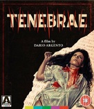 Tenebre - British Movie Cover (xs thumbnail)