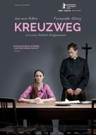 Kreuzweg - German Movie Cover (xs thumbnail)