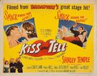 Kiss and Tell - Movie Poster (xs thumbnail)