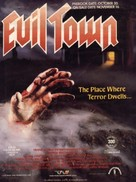 Evil Town - Movie Cover (xs thumbnail)