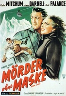 Second Chance - German Movie Poster (xs thumbnail)