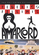 Amarcord - DVD cover (xs thumbnail)
