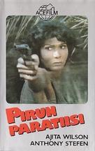 Orinoco: Prigioniere del sesso - Finnish VHS movie cover (xs thumbnail)