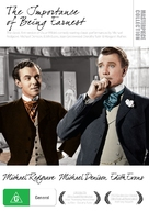 The Importance of Being Earnest - Australian DVD movie cover (xs thumbnail)