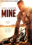 Mine - French DVD movie cover (xs thumbnail)